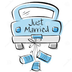 just married 240x240